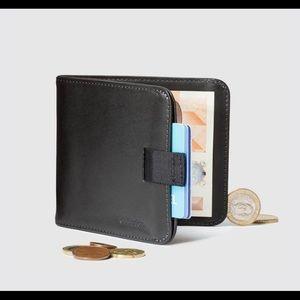 Brand New Distil Union Wally Euro Slim Wallet